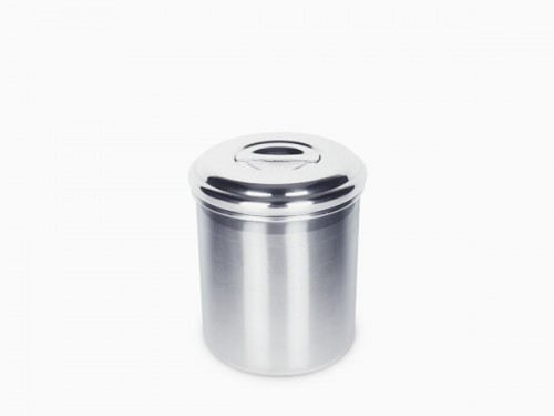 1 Quart Stainless Steel Canister