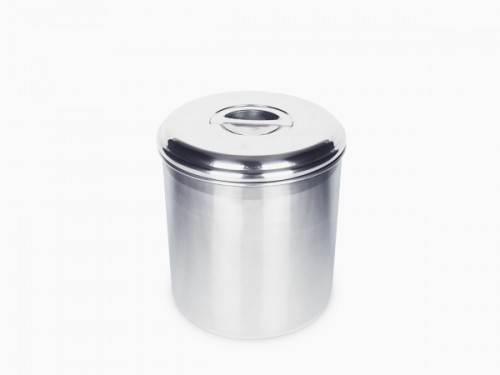 2.3 Quart Stainless Steel Canister