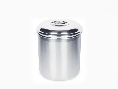 3.6 Quart Stainless Steel Canister